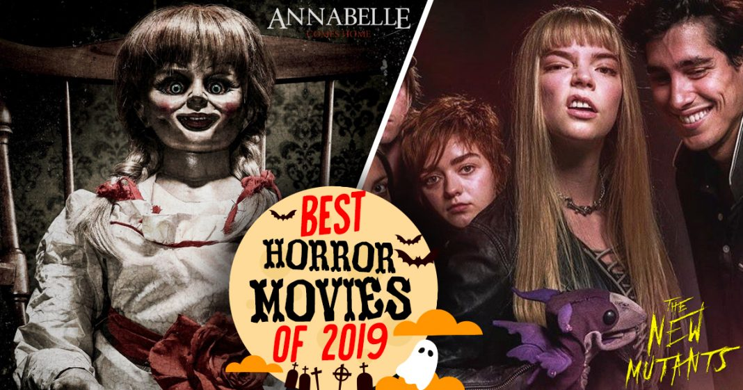 best new horror movies of 2019