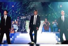 celtic thunder hallelujah performance