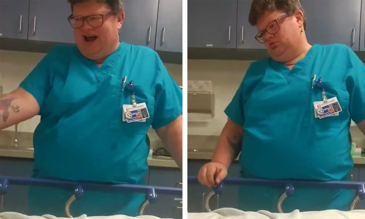 doctor mocks anxiety patient