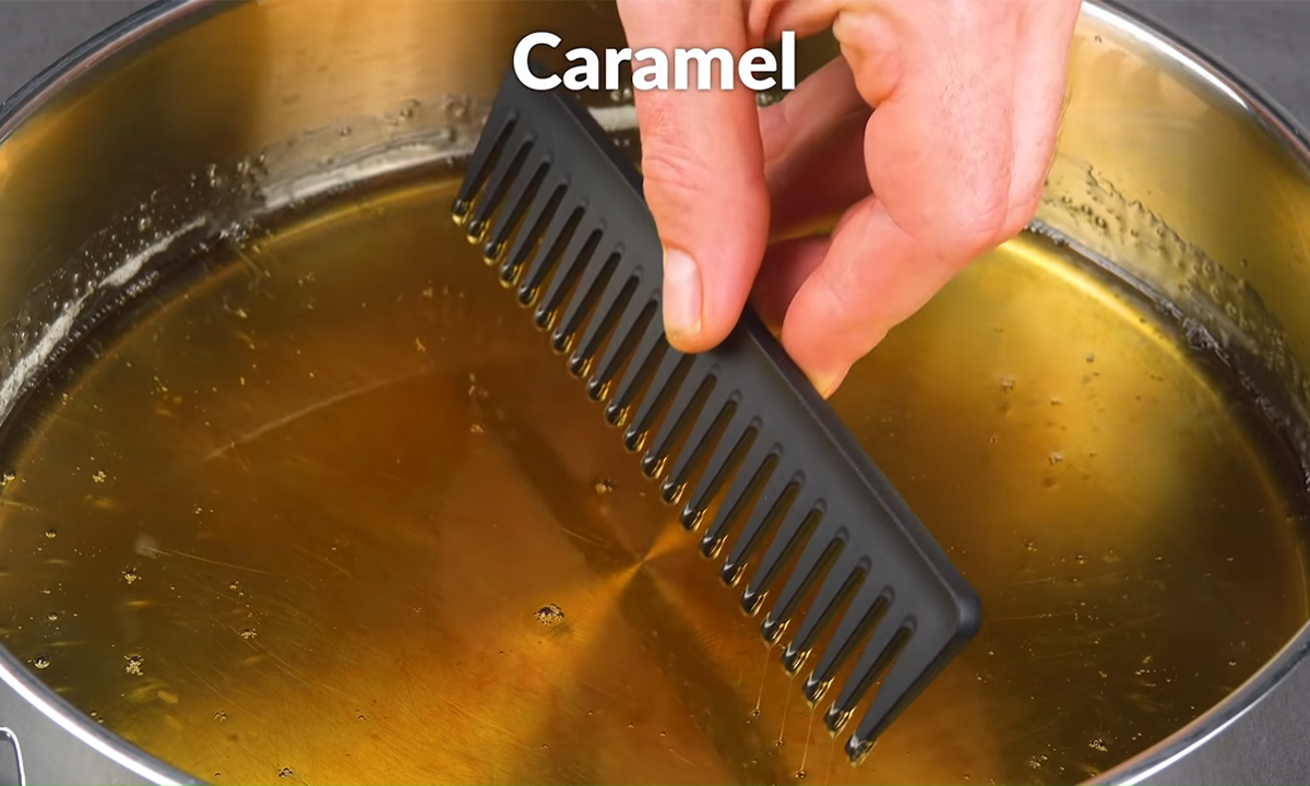 caramel treats