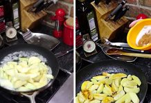 cracker barrel fried apple recipe