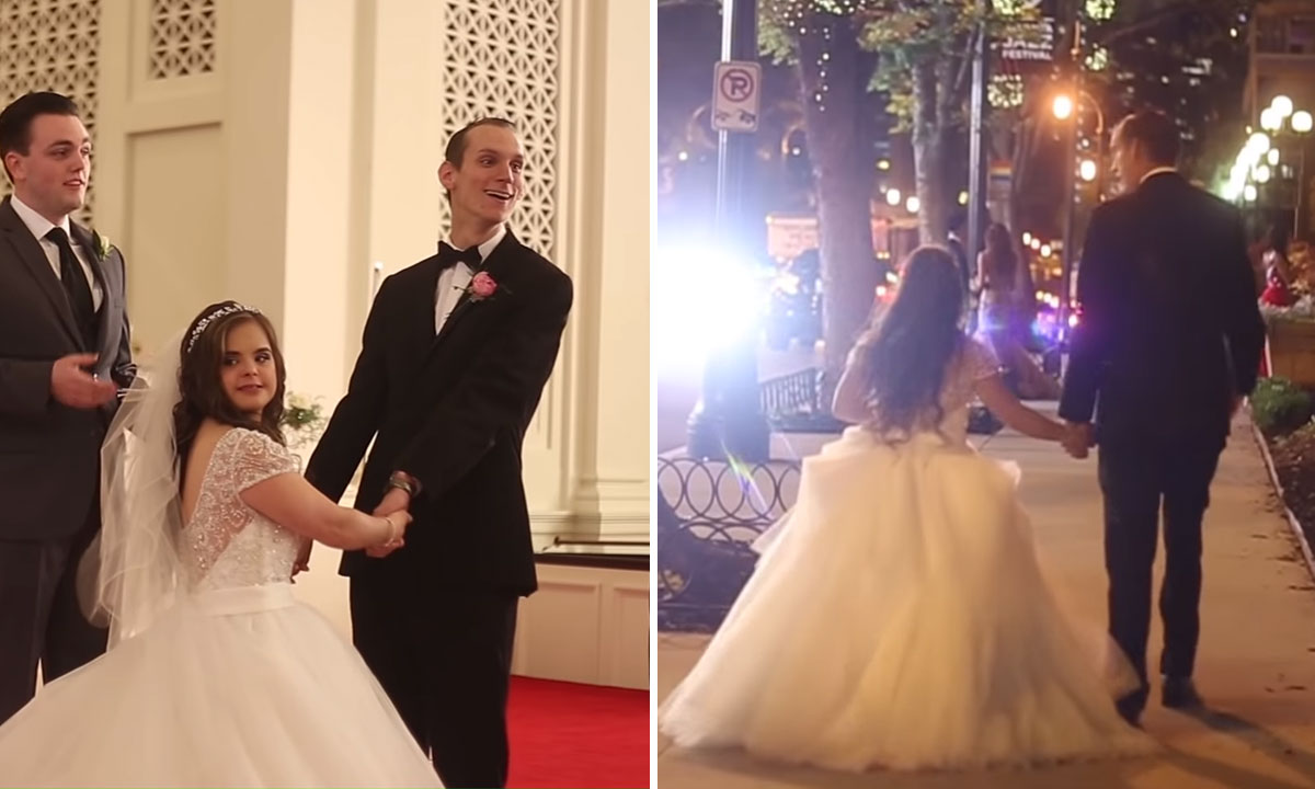 special needs couple get married