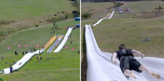 world's longest water slide