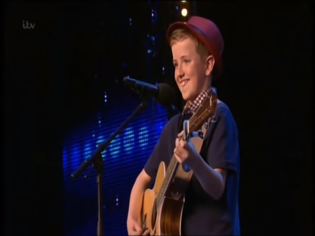 BGT 2015 AUDITIONS - HENRY GALLAGHER 6-49 screenshot