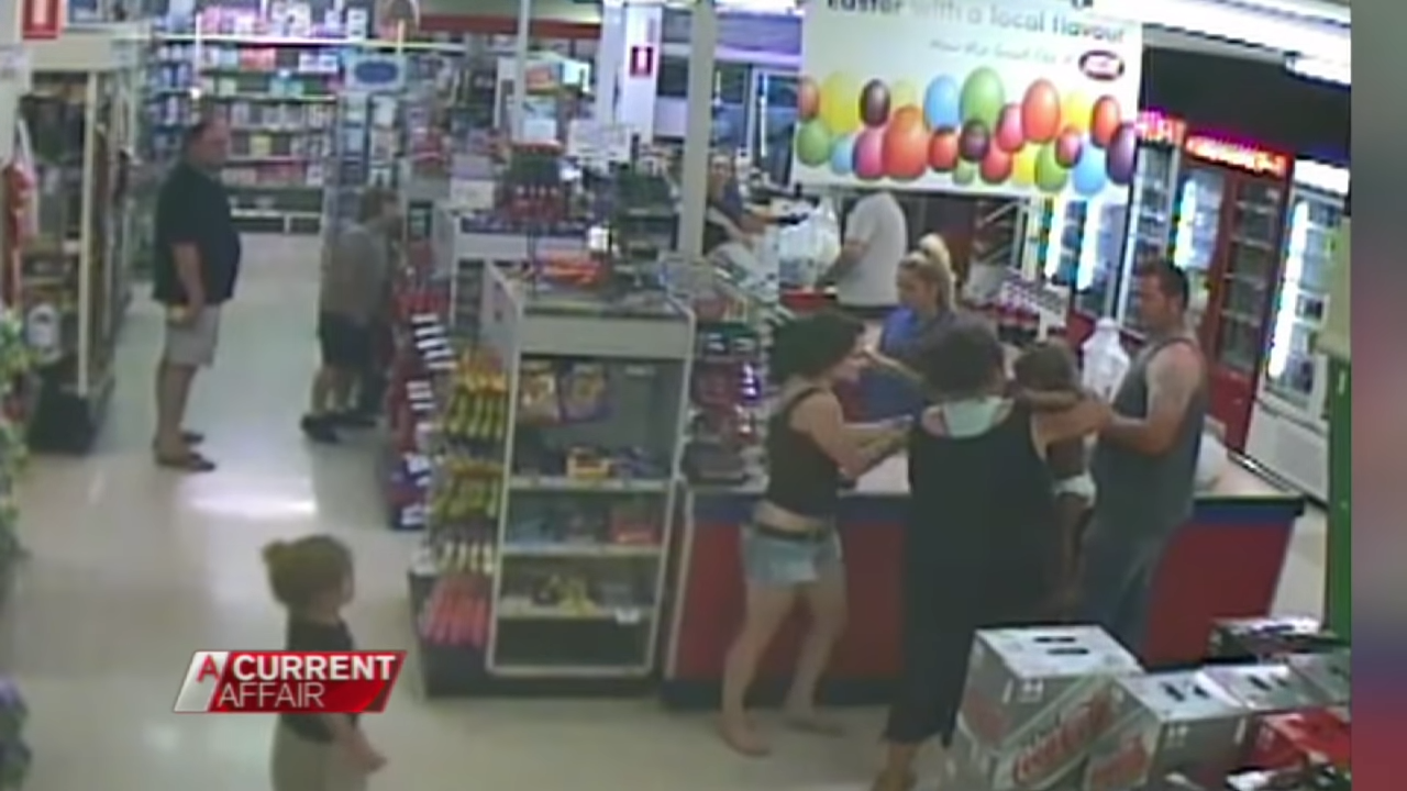 Supermarket hero resuscitates stranger's child 0-26 screenshot