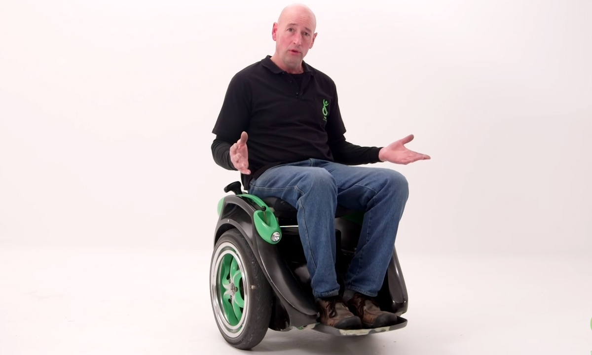 ogo wheelchair