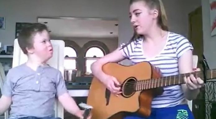 leah-and-brother-sing