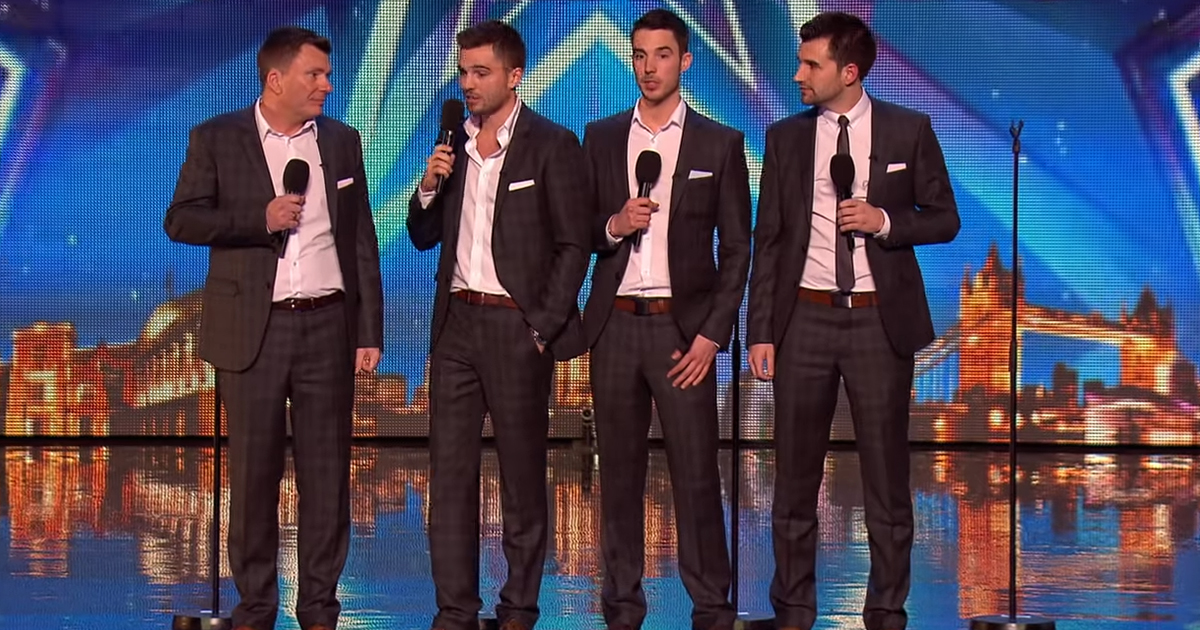 the-neales-bgt-audition