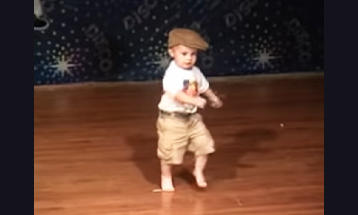 dance teacher son