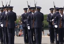 air force demonstration