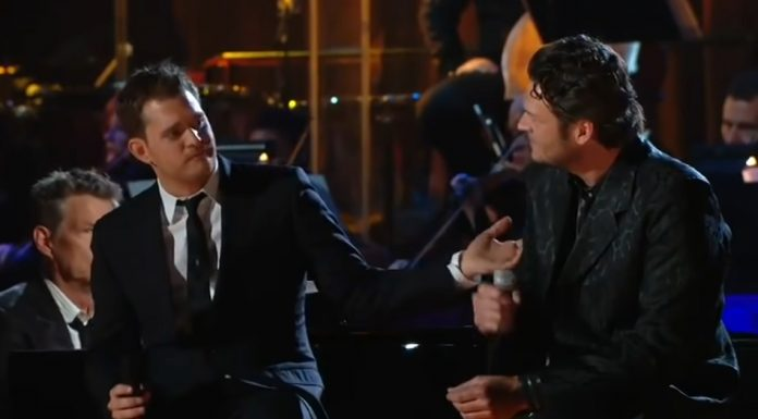 buble and shelton