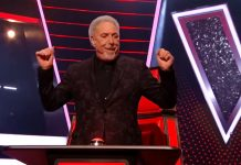 tom jones surprise performance