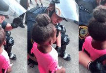cop answers kid question