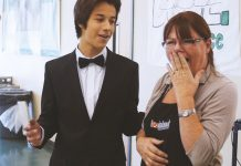 students-surprise-cafeteria-lady