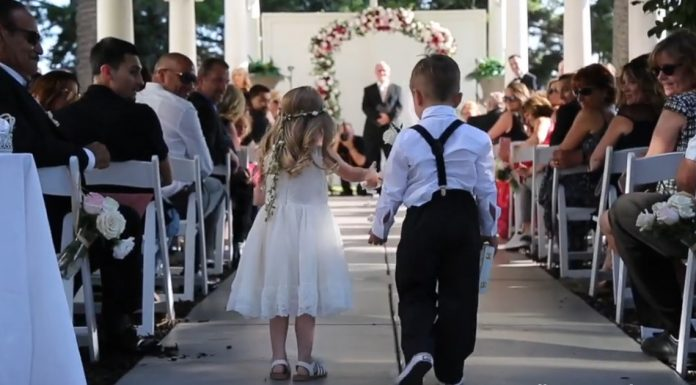 best-flower-girl-ever