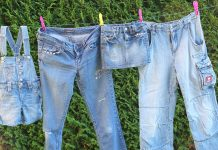 jeans-washing-technique