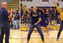 pep-rally-flashmob