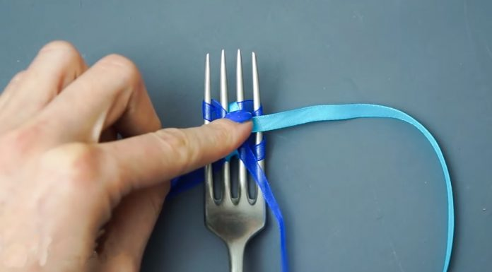 bow-with-fork