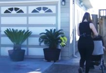 pregnant-mom-moves-to-garage