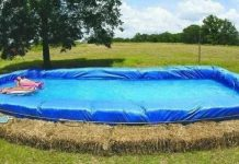 diy-swimming-pool-of-hay-bales