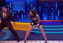 jonathan ross show funny clip