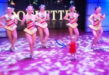audrey-and-rockettes