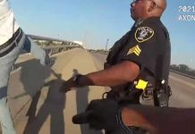 Cops Stop Man From Jumping