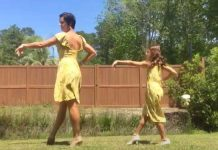 Mom And Daughter footloose