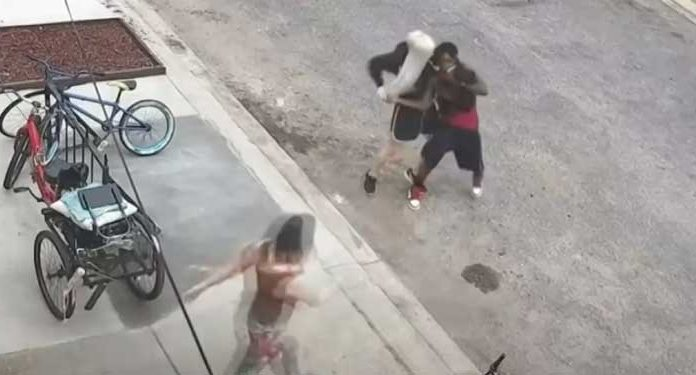 thief-rob-woman-dished-lesson-martial-arts